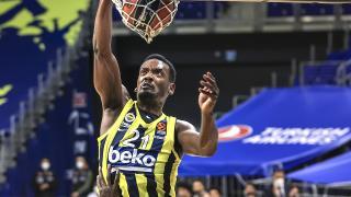 Dyshawn Pierre 3 yıl daha Fenerbahçe'de