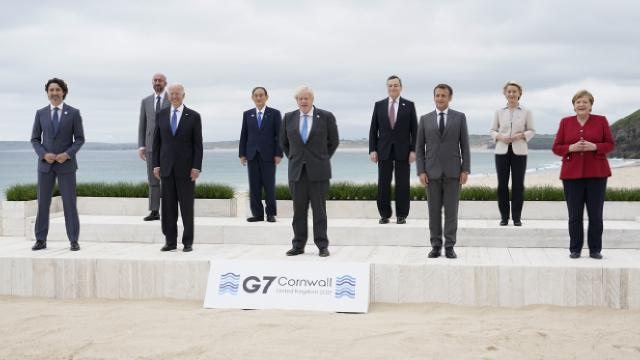 G7 Zirvesinin 2nci günü: Gündem COVID-19
