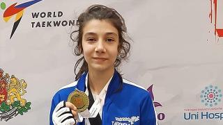 Hayrunnisa Gürbüz'den Multi Avrupa Oyunları'nda altın madalya
