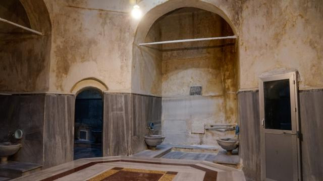 Tarihi hamam 29 milyon liradan satışa çıkarıldı