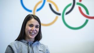 Milli pentatlet İlke Özyüksel'e olimpiyat vizesi