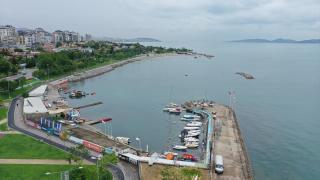 İstanbul'da yağış nedeniyle sahillerdeki müsilaj yoğunluğu azaldı