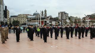 İstanbul'da Jandarma Teşkilatının 182. kuruluş yıl dönümü kutlandı