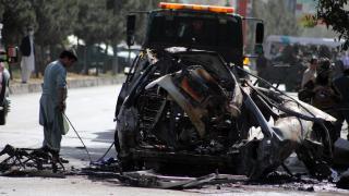 Kabil'de peş peşe 2 bombalı saldırı: 7 ölü