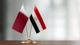 Katar ve Mısır Dışişleri Bakanları Doha'da bir araya geldi