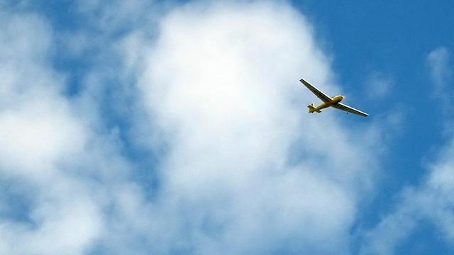 ABDde tek motorlu uçak düştü
