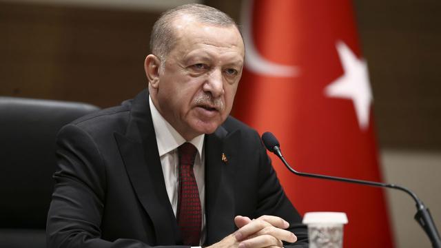 Cumhurbaşkanı Erdoğan Antalyada