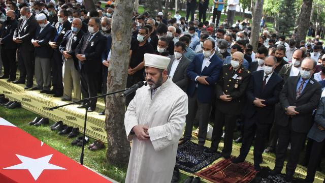 Şehit Muhammed Ali Akın son yolculuğuna uğurlandı