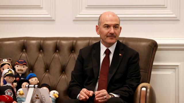 Bakan Soylu: Jandarma, görevinin başında olmanın haklı gururu içindedir