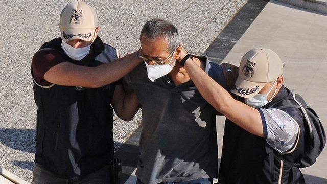 Kırmızı bültenle aranan terörist tutuklandı