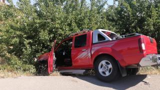 Malatya'da pikap ile otomobil çarpıştı: 5 yaralı