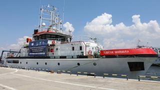 TÜBİTAK Marmara Araştırma Gemisi ilk seferini tamamladı