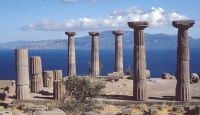 Troya Antik Kentinde Kazı Çalışmaları