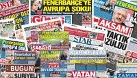 TFF'nin Fenerbahçe Kararı Manşetlerde