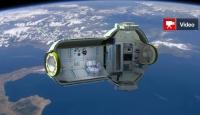 Bu Otel Uzayda Yapılacak