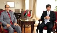 Libya'dan Önemli Konuk
