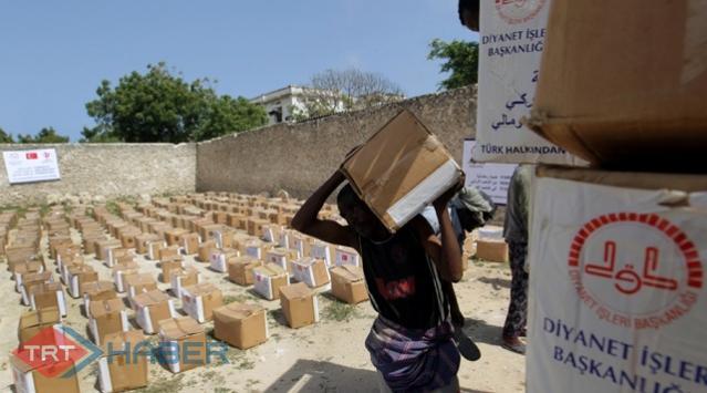 Somaliye Kurban Kampanyası