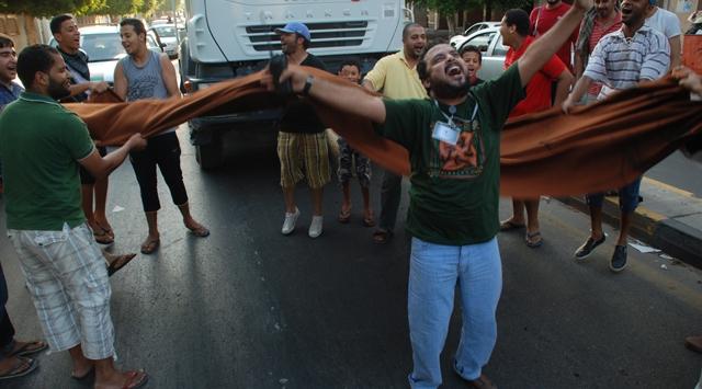 Libya Haftanın En Sakin Gününü Yaşıyor
