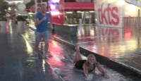 Onlar Kasırgayla Eğlendi