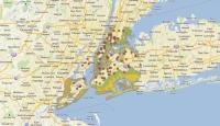 Google Maps'ten Irene'ye Özel Site