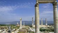 Laodikya Antik Kentinde Yangın