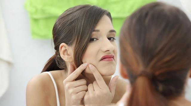 Akneler antibiyotiksiz ürünlerle tedavi ediliyor