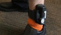 Kurnaz Mahkum Kelepçeyi Takma Bacağına Taktırdı