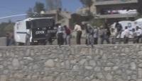 BDP'liler Cenazede Birbirine Girdi