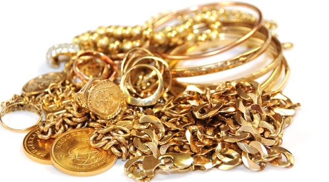 İstanbulda 6,5 kilo altın çaldılar