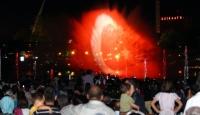 Başkent'te Sular, Işık ve Müzikle Dans Etti...