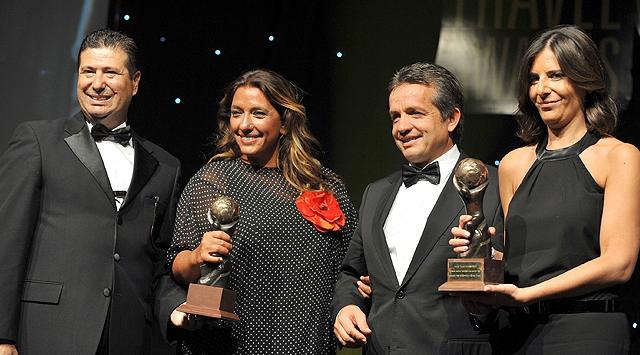"""""""Turizm Oscarlar""""ına Türk Damgası"""