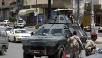 Yemen'de Çatışmalar Üçüncü Gününde