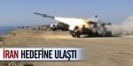 İran hedefine ulaştı