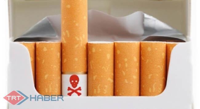 Türkiye sigara tüketiminde ilk sıralarda