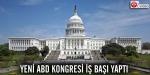 Yeni ABD Kongresi iş başı yaptı