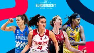 Kadınlar Avrupa Basketbol Şampiyonası'nda heyecan başlıyor