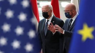 Brüksel'de Avrupa Birliği-ABD Zirvesi