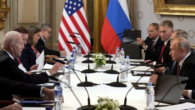 """Ukraynadan """"Biden-Putin"""" değerlendirmesi: ABD geri döndü"""