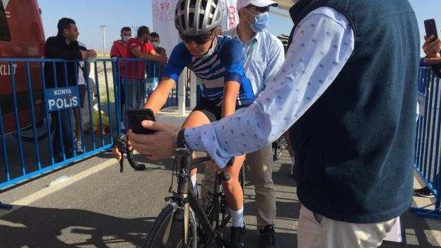 Türkiye Yol Bisikleti Şampiyonası Konyada başladı