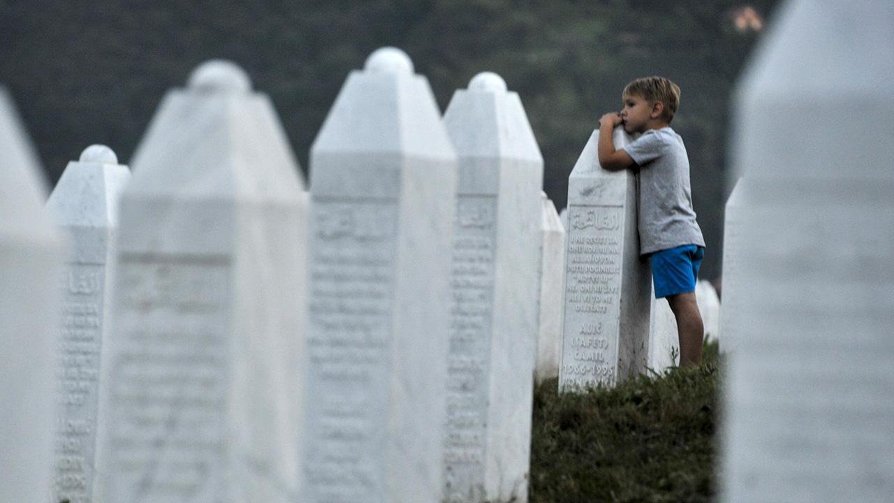 Savaşın çocuklarına 'baba adını' sormayın
