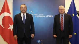 Dışişleri Bakanı Çavuşoğlu, AB Yüksek Temsilcisi Borell ile görüşecek