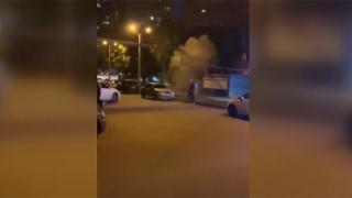 Kavgada yumruk yiyen adam el bombası attı: 5 yaralı