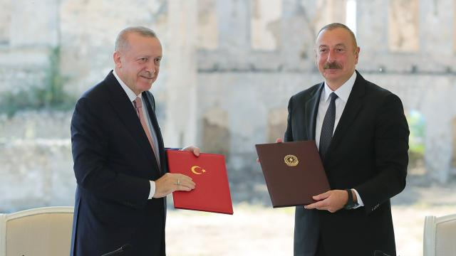 Türkiye Şuşada başkonsolosluk açacak