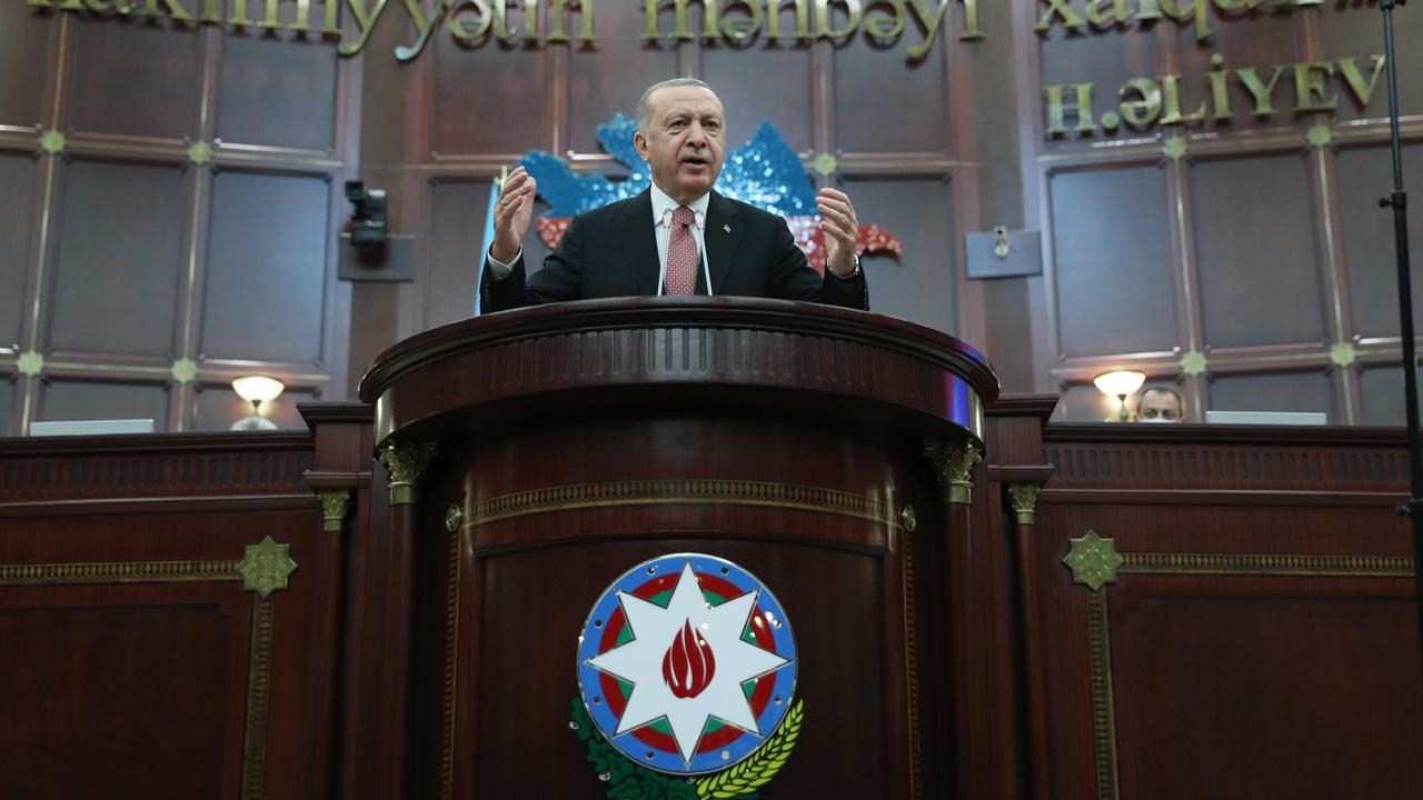 Yarın da Azerbaycan'ın yanında olacağız