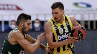 Fenerbahçe Beko'da Ulanovas ile yollar ayrıldı