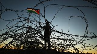 """İsrail güçleri """"Bayrak Yürüyüşü""""nü protesto eden Filistinlilere ateş açtı"""