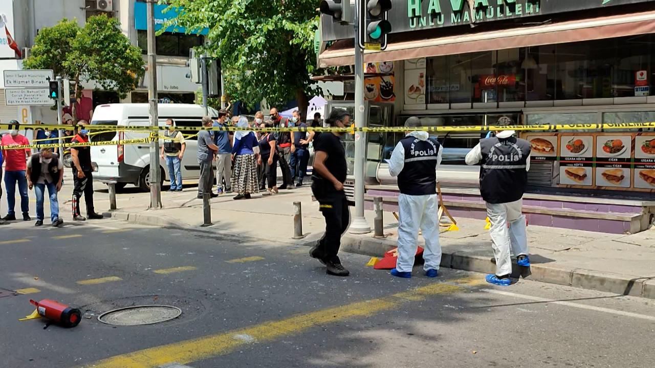 HDP binasında bir kadını öldüren şüpheli yakalandı
