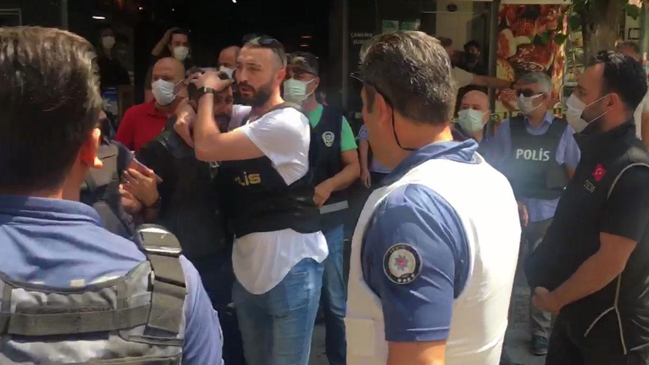 HDP binasındaki saldırı ile ilgili soruşturma başlatıldı
