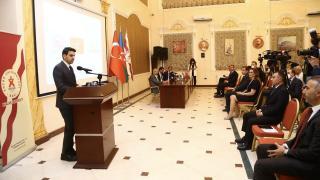 Karabağ şehit ve gazilerinin çocuklarına YTB'den destek