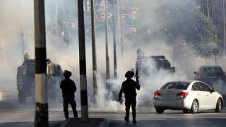 İsrail askerleri Yahudi yerleşimleri protestolarında 2 Filistinliyi yaraladı